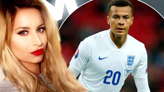 Cuplu neaşteptat in fotbal! Ea este prezentatoare TV, el un jucător de milioane cu 6 ani mai mic!
