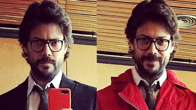 Cum arată și cu ce se ocupă soția actorului Alvaro Morte, El Profesor din Casa de Papel – Foto