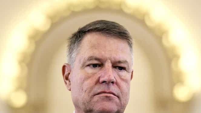 """Klaus Iohannis a prezentat bilanţul primului mandat de preşedinte: """"Cea mai mare realizare a fost menţinerea României pe direcţia europeană"""""""