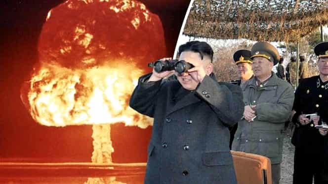 Kim Jong-Un îşi macină propria ţară cu testele nucleare! Ce se întâmplă după fiecare test! Populaţia, în pericol!
