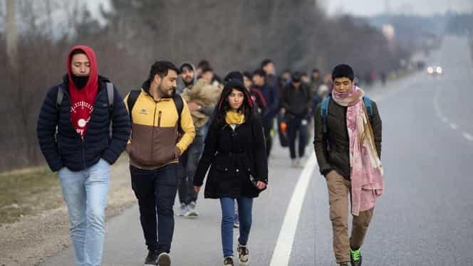 Europa, în pragul unei noi crize a migranților. Turcia a anunțat că lasă refugiații să intre în UE