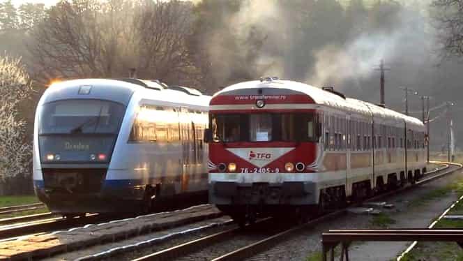 Noul mers al trenurilor a intrat în vigoare de azi! Schimbările anunțate de CFR Călători