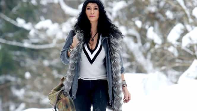 Mihaela Rădulescu se plânge de condiţiile de la Ferma: Mi-am distrus două perechi de cizme Chanel și o rochie Balmain