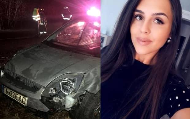 Accident grav în județul Timiș! A murit după ce s-a răsturnat cu autoturismul
