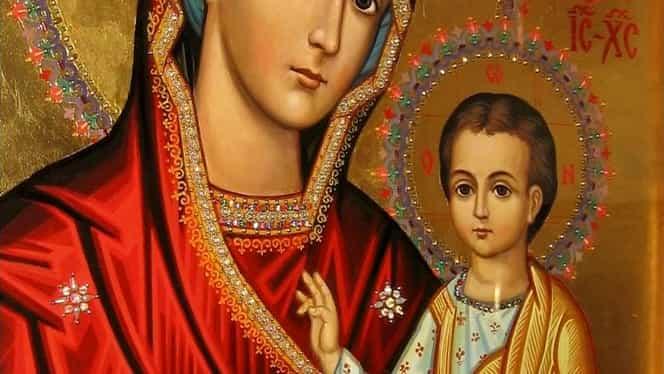 Rugăciunea către Maica Domnului care te ajută să scapi de necazuri