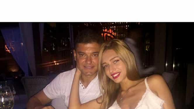 Cristi Boureanu s-a luat la bătaie cu un ospătar, la o terasă din Mamaia. Ce spune iubita lui despre incident