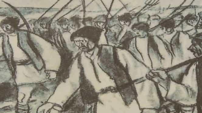 8 februarie, semnificaţii istorice. Începe răscoala de la Flămânzi!