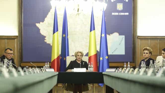 Guvernul României va înființa orchestra UE! Viorica Dăncilă a făcut anunțul