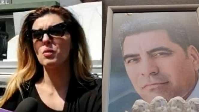 """Diana Bișinicu, atacuri dure la înmormântarea lui Marcel Toader: """"Se distrau împreună, acum unde sunt?"""""""