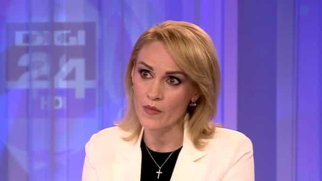 """Gabriela Firea, solicitare stranie pentru un jurnalist! """"Daţi-mi un pumn, măcar o palmă usturătoare. De control aşa"""""""