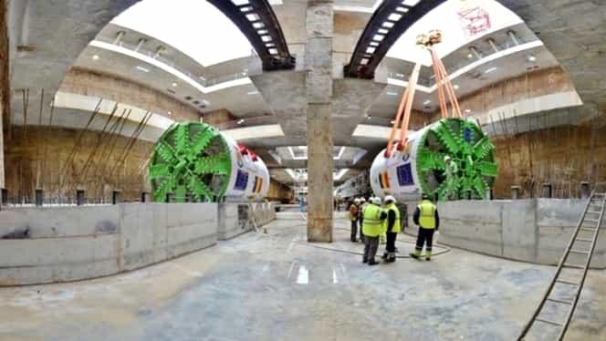Când se deschide stația de metrou Academia Militară din Drumul Taberei. Foto de ultimă oră
