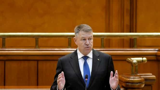 """Klaus Iohannis a depus jurământul de învestire pentru noul mandat. Mesaj pentru românii din Diaspora: """"Vă așteptăm cu drag acasă"""""""