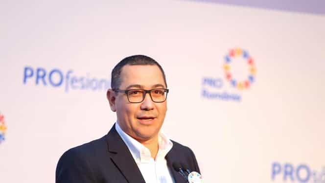 """Propunerea lui Victor Ponta pentru creșterea pensiilor: """"E foarte bine că s-au mărit pensiile, dar s-au mărit greșit"""""""