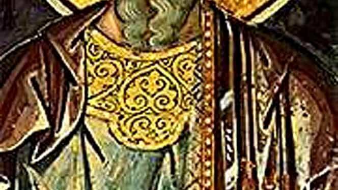 Calendar ortodox, 24 octombrie: pomenirea sfântului mucenic Areta