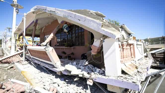 Un nou cutremur puternic în Puerto Rico. A fost decretată starea de urgență