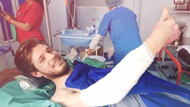 """Alex Plingu, concurentul de la X Factor şi-a revenit, după tragedia din Colectiv: """"Ma simt VIU"""""""