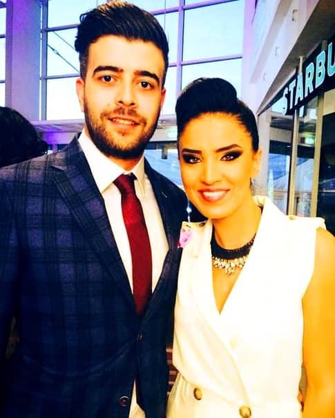 Nunta ANULUI în ROM NIA! SPEAK şi ADELINA, în FAŢA ALTARULUI!