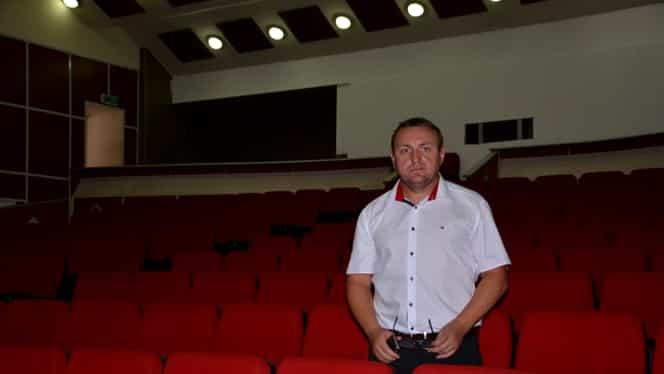 Au din nou CINEMATOGRAF după 25 de ani! Se întîmplă în ROM NIA!