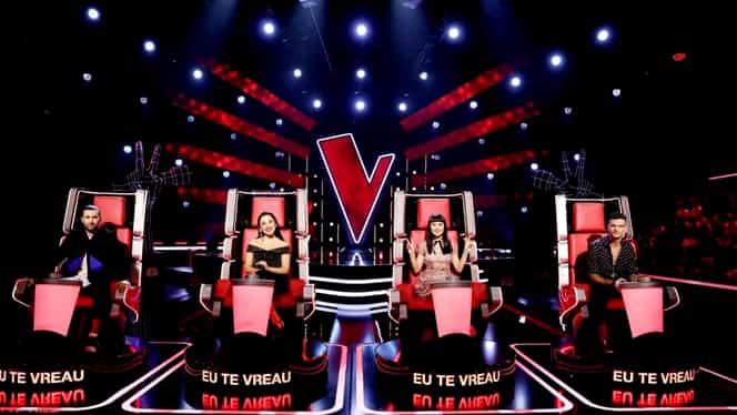Vocea României 2018. Urmărește Online Stream a treia gală live