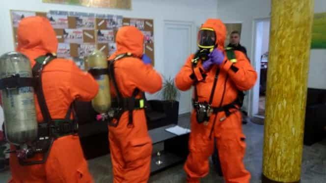 40 de elevi din Arad au ajuns la spital! În școală s-a făcut dezinsecție cu o substanță interzisă