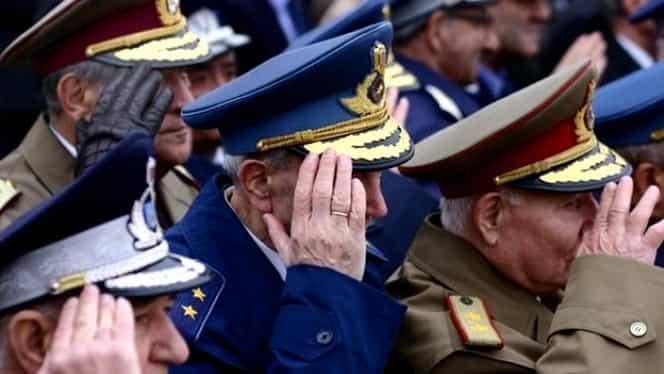 Cum are de gând PSD să modifice pensiile militare. Vârsta de pensionare ar putea crește