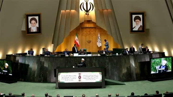 23 de parlamentari iranieni, infectați cu coronavirus! Li s-a solicitat să stopeze orice legătură cu publicul