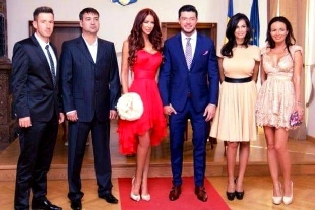 Cu cine s-a pozat Victor Slav, după ce s-a despărțit de Bianca Drăgușanu
