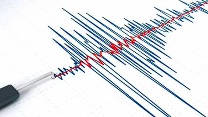 Un cutremur de 3,3 pe Richter a avut loc vineri în România. Unde s-a resimțit seismul