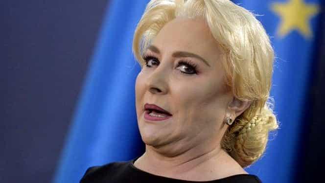 Ce salariu a pierdut Viorica Dăncilă după ce a fost demisă de la șefia executivului. Câștiga peste 15.950 de lei pe lună
