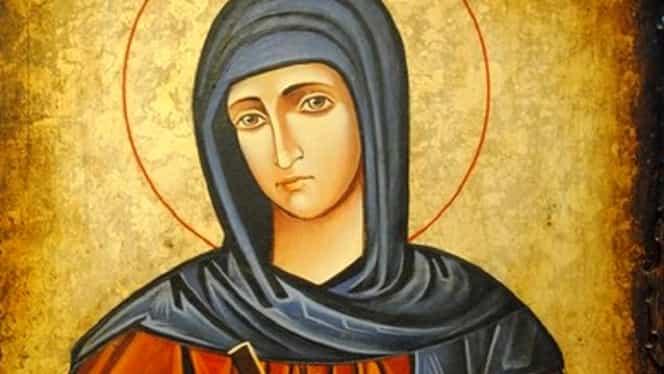 Calendar ortodox miercuri, 7 august 2019. Biserica o cinstește pe Sfânta Teodora de la Sihla