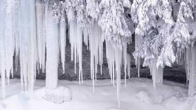 Prognoza meteo 27 februarie. Valul de frig se va intensifica