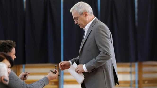 Liviu Dragnea, plângere penală după alegeri. Acuză că a fost oprit ilegal să voteze