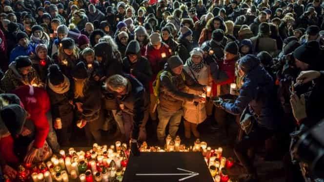 Înmormântarea primarului Gdansk, Pawel Adamowicz. Ce s-a întâmplat în timpul funeraliilor