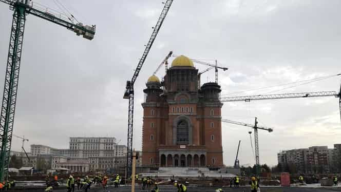 INFOTRAFIC. Blocaje în Capitală din cauza sfințirii Catedralei Mântuirii Neamului!