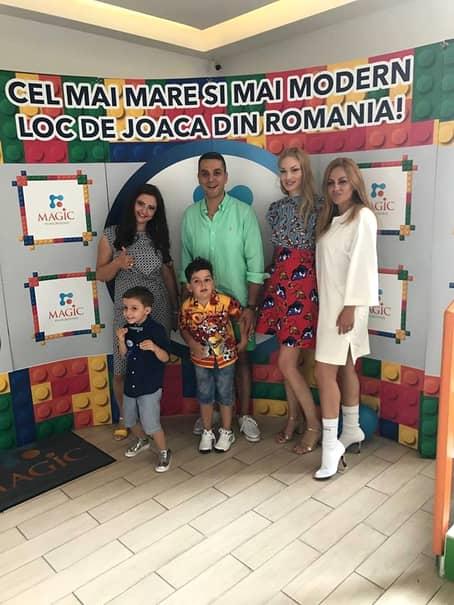 Valentina Pelinel, la brațul lui Cristi Borcea! Toată lumea a fost cu ochii pe ei