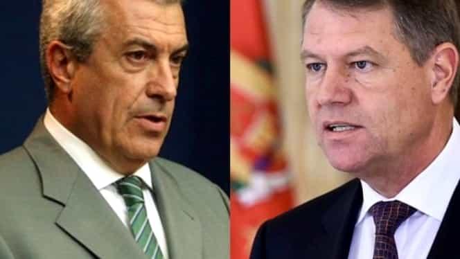 """Călin Popescu Tăriceanu îi cere din nou demisia lui Klaus Iohannis: """"Loveşte la temelia democraţiei"""""""