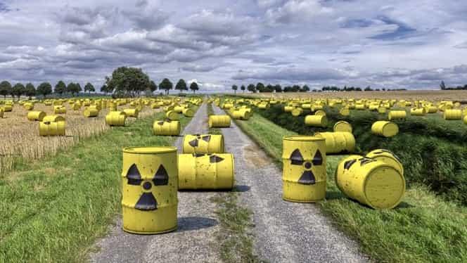 Europa nu mai are unde să stocheze deșeurile nucleare! Bazinele Finlandei sunt pline în proporție de 93%