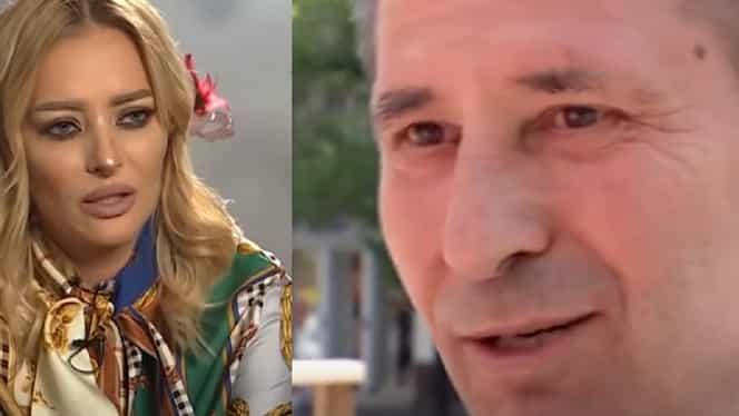 """Delia Matache se teme pentru viața tatălui ei. Ion are o boală autoimună: """"Are dureri. E greu când te uiți la el"""""""