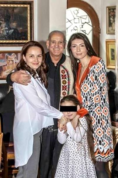 Prima poză de la nunta lui Gheorghe Zamfir!