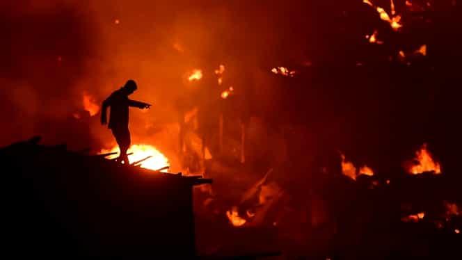 Incendiu de proporții in Bangladesh! Cel puțin 10 oameni au murit