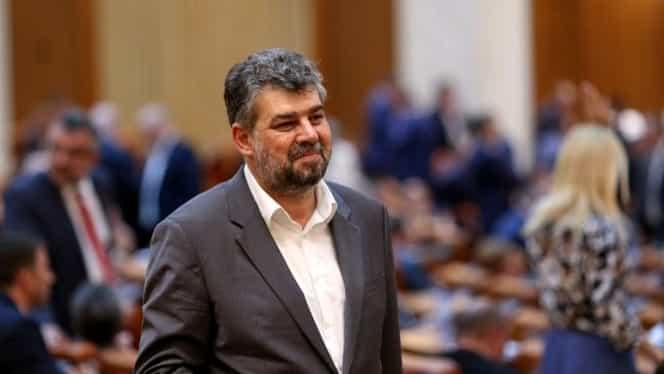Marcel Ciolacu vrea să depună moțiune de cenzură împotriva Guvernului Orban. Politicianul are și o propunere de premier
