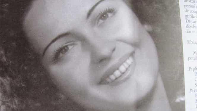 A murit actrița Dorina Stanca. A fost soția marelui scriitor Radu Stanca