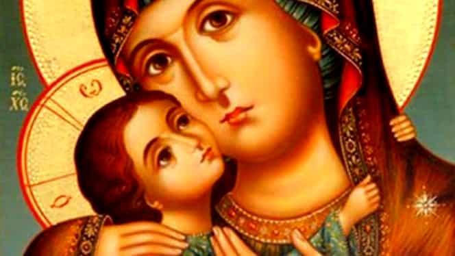 Mare sărbătoare mâine în calendarul ortodox. E cruce roșie