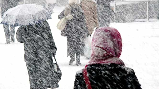 Alertă de la ANM! Un nou val de aer polar va lovi România