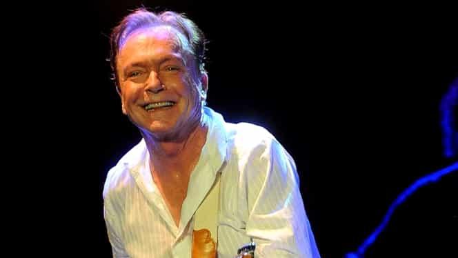 A murit David Cassidy! Celebrul cântăreţ avea 67 de ani!