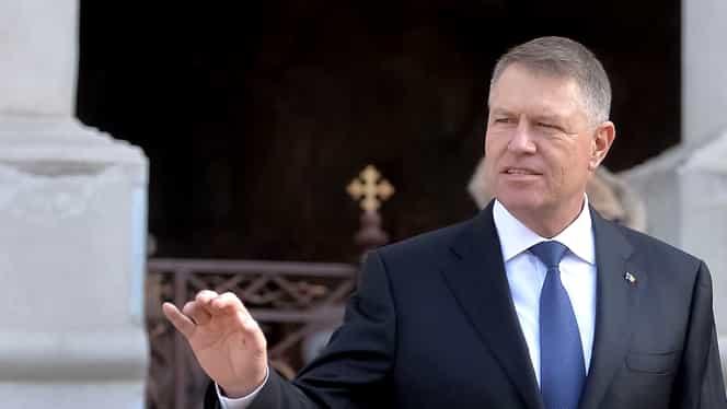 """Klaus Iohannis, mesaje de la Bruxelles pentru parlamentarii PSD: """"Să-şi reconsidere punctul de vedere. Acolo se lucrează prin prezenţă, nu prin absenţă"""""""