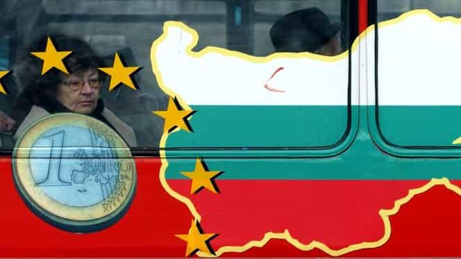 """Bulgaria are șanse să intre în zona euro începând cu 2023: """"Este un obiectiv pe deplin realizabil"""""""
