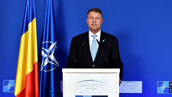 """Klaus Iohannis la B9: """"Rusia amenință în continuare stabilitatea acestei regiuni!"""""""