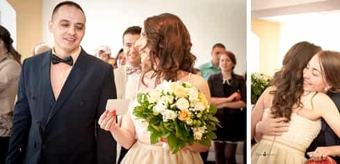 ANAF ia la bani mărunți nunțile. Tinerii căsătoriți pot fi amendați cu 5.000 de lei