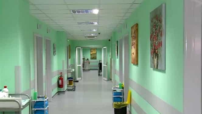 Spitalul din Brașov, cel mai curat din Europa! Cum arată instituția din România. FOTO
